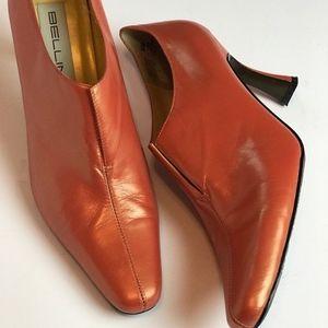 Women's Leather Heels